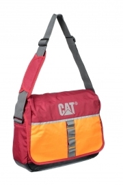 Caterpillar 82561-148 cумка Zink maroon orange