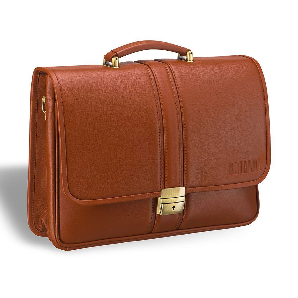Мужские итальянские деловые сумки портфели