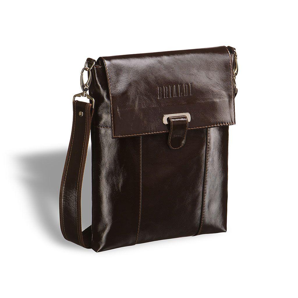 Мужские кожаные сумки, купить мужскую сумку через плечо