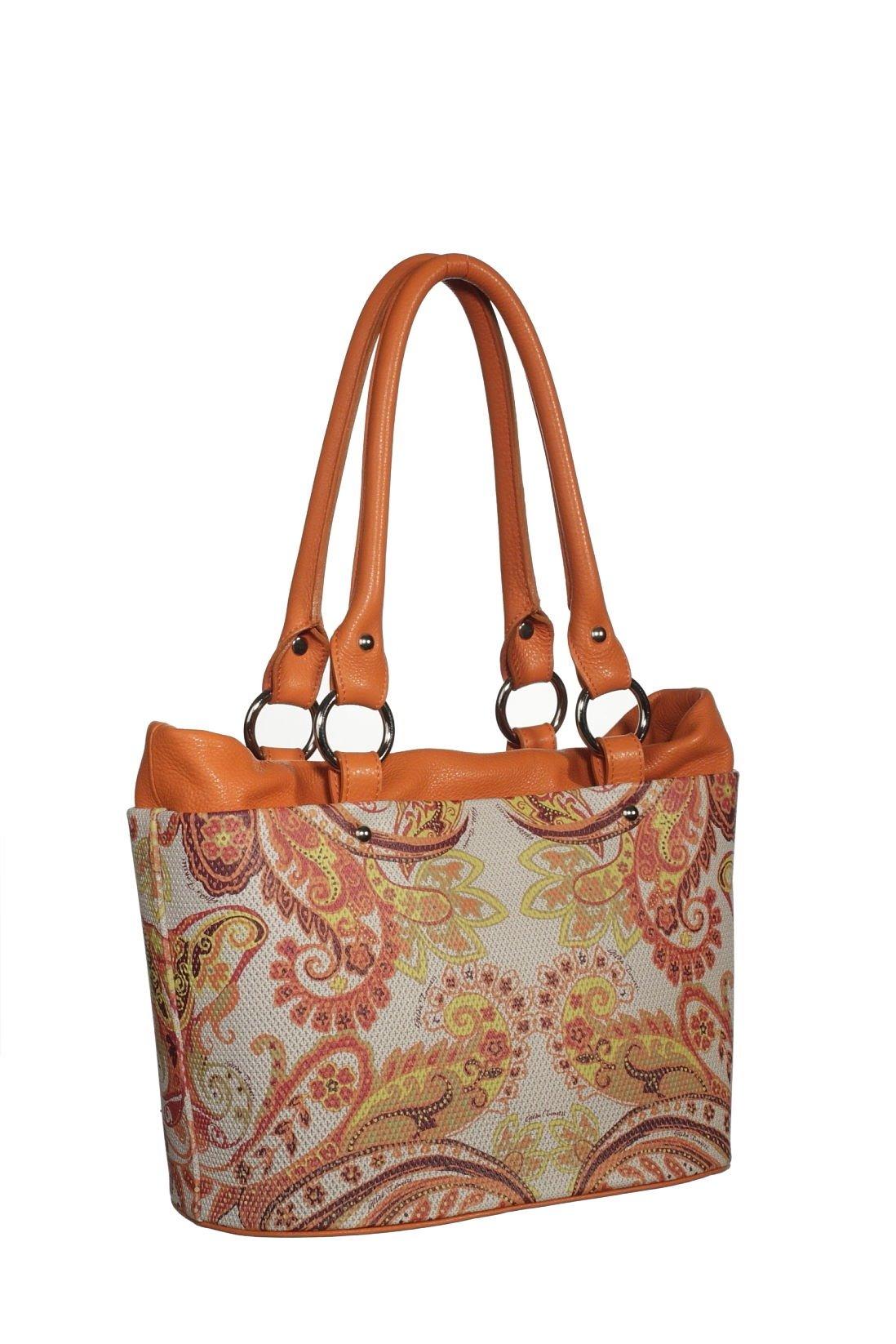 Брендовые женские итальянские сумки из натуральной кожи
