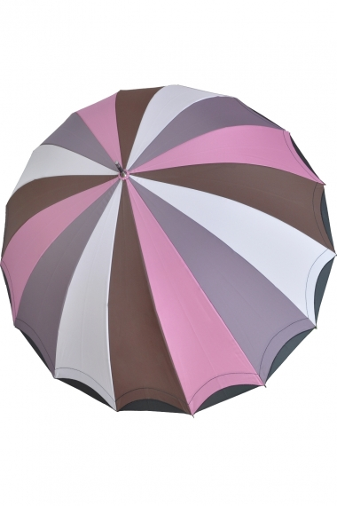 Зонт трость цветок